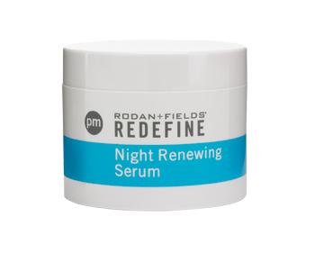 REDEFINE Night Renewing Serum