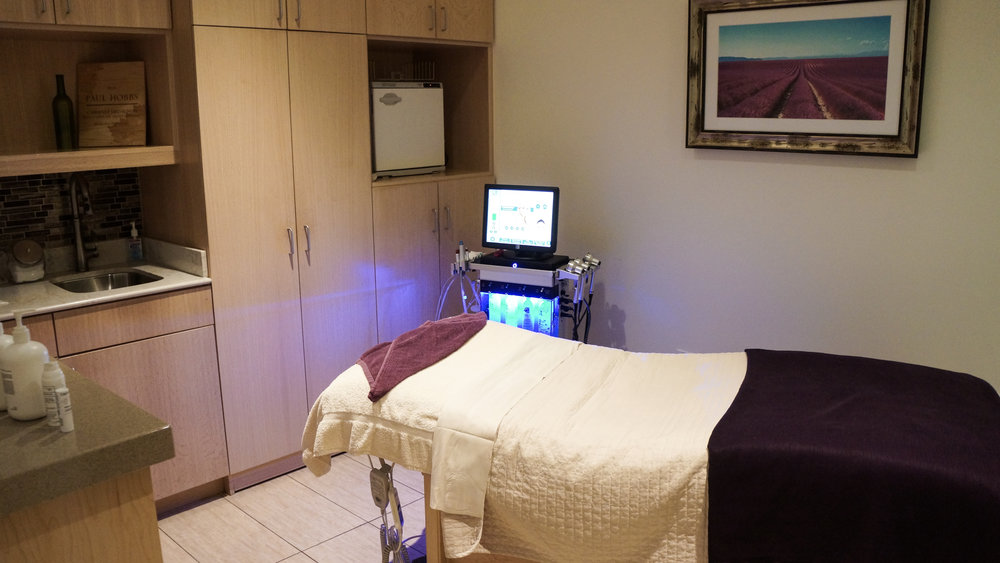 Evangeline Spa Treatment Room