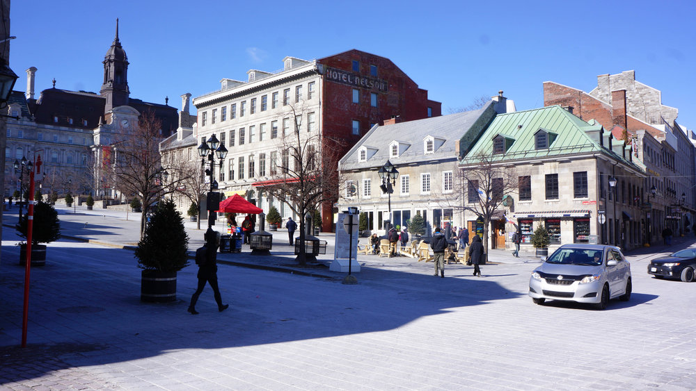 Views of Place Jacques-Cartier