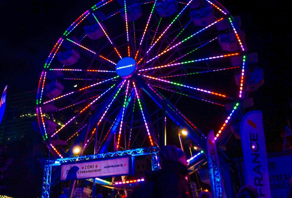 Air France Grand Ferris Wheel
