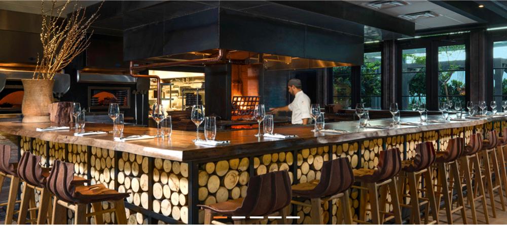 Quinto La Huella   at EAST, Miami. Photo courtesy of Swire Hotels.