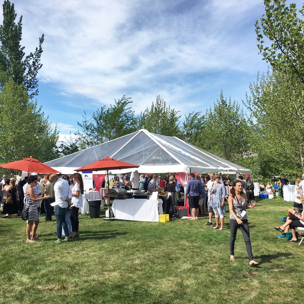 Osoyoos Oyster Festival at Walnut Beach