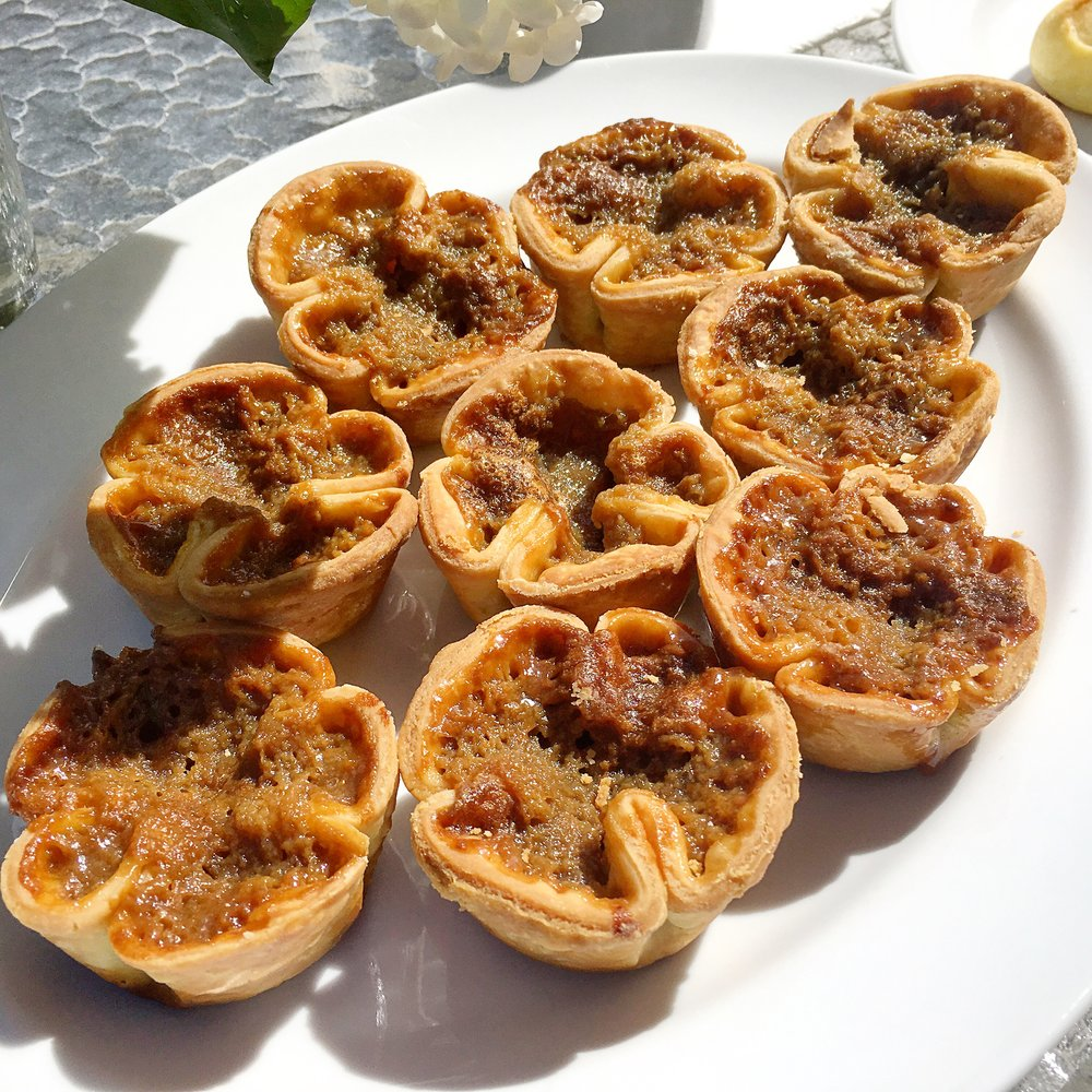 Butter Tarts from Lake Village Bakery