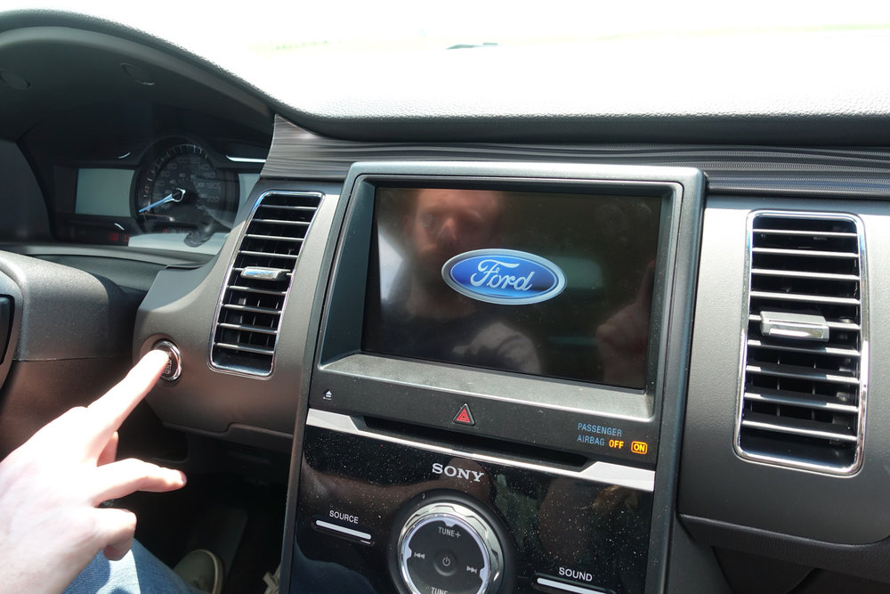 Ford SYNC 3 Technology