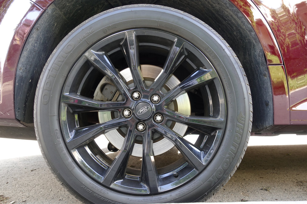 Ford Flex Tires