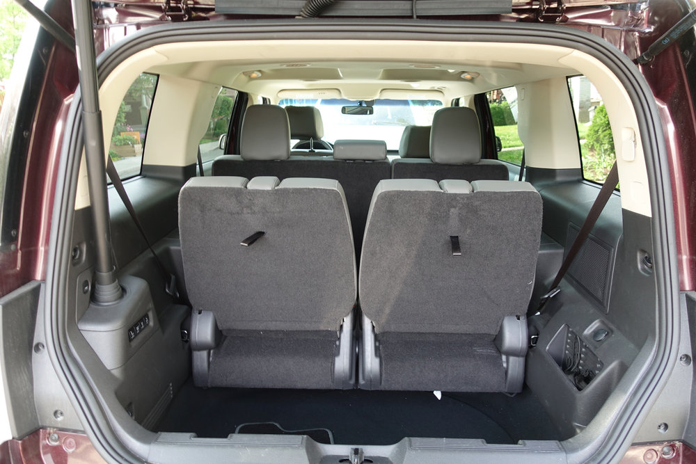 Ford Flex Storage