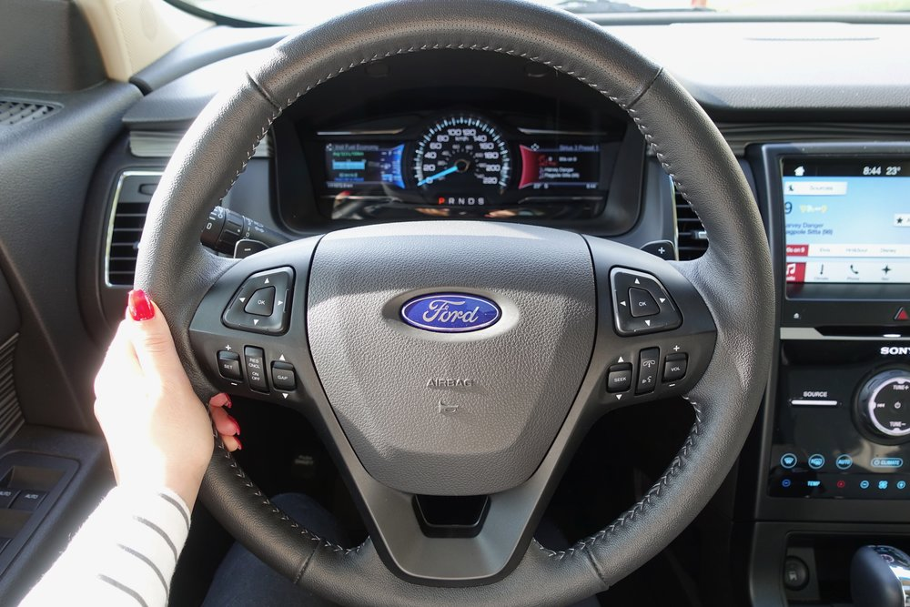 Ford Flex Steering Wheel