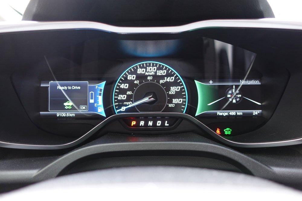 Ford C-Max Energi Interior