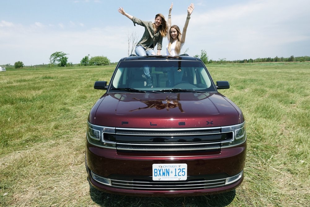 Ford Flex Road Trip