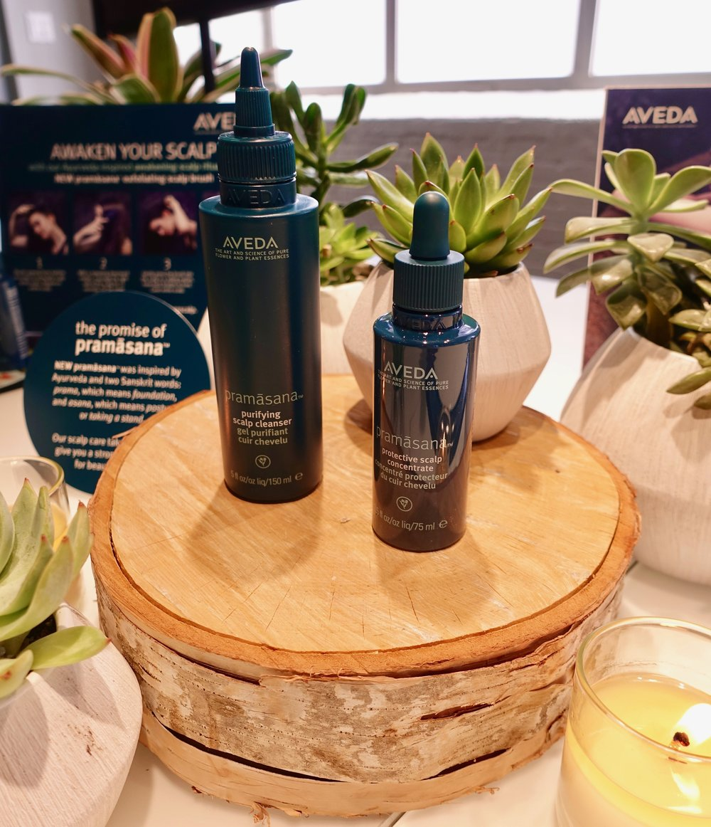 Pramasana Scalp Care Line By Aveda