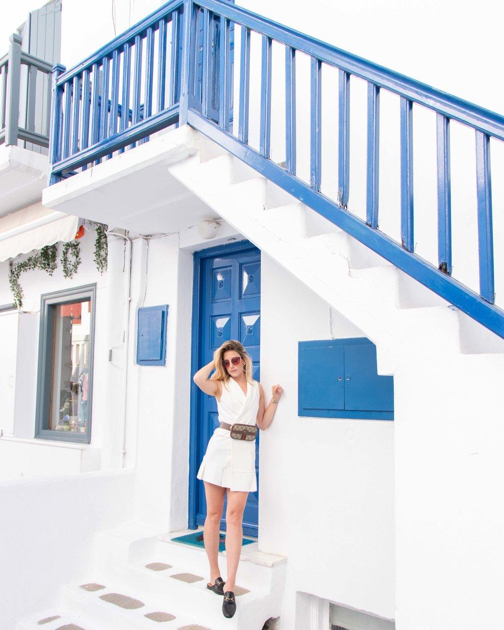 Exploring Mykonos Old Town