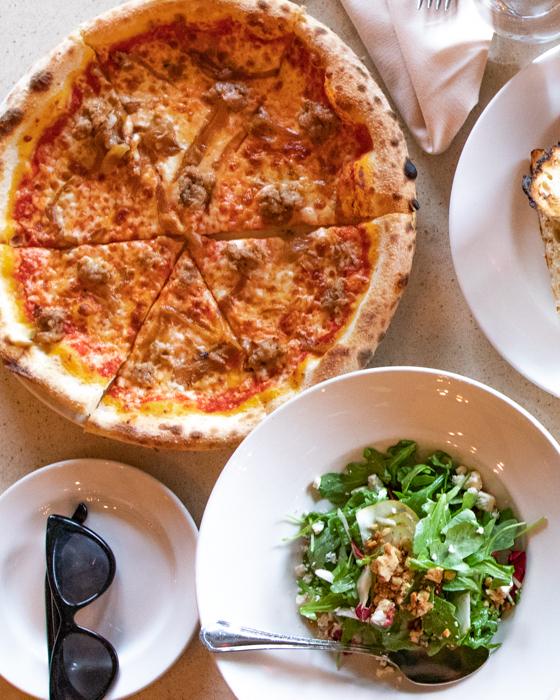 Salicce Pizza + Amaro Fogliami