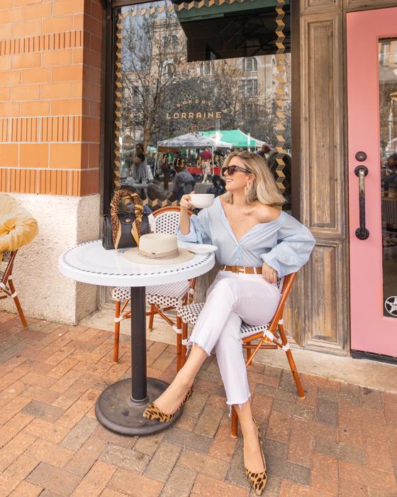 Coffee @ Bakery Lorraine