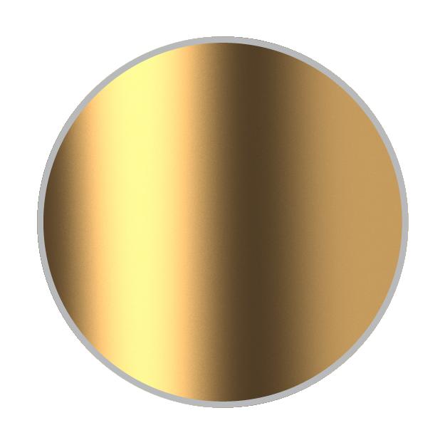 Warm Gold Foil