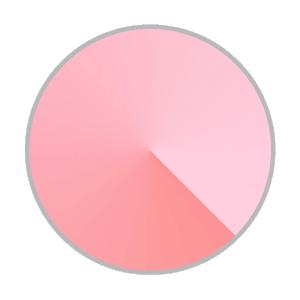 Light Pink Rosé e.g. Mourvèdre