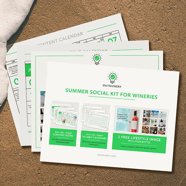 2018 Summer Social Kit   WINERIES  Take your marketing to the next level.