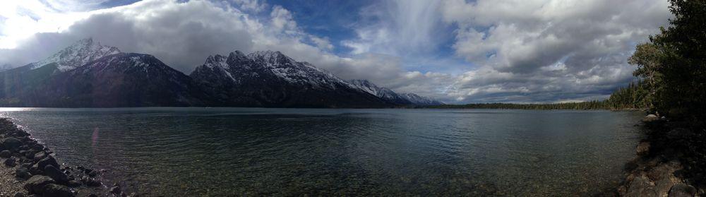 Jenny Lake, Grand Teton National Park | Savanna Studio | Fall 2012