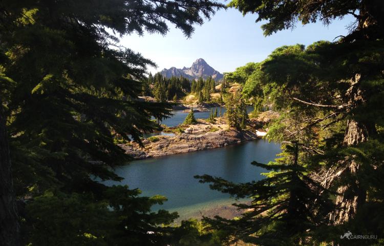 Rampart Lakes — Cairnguru