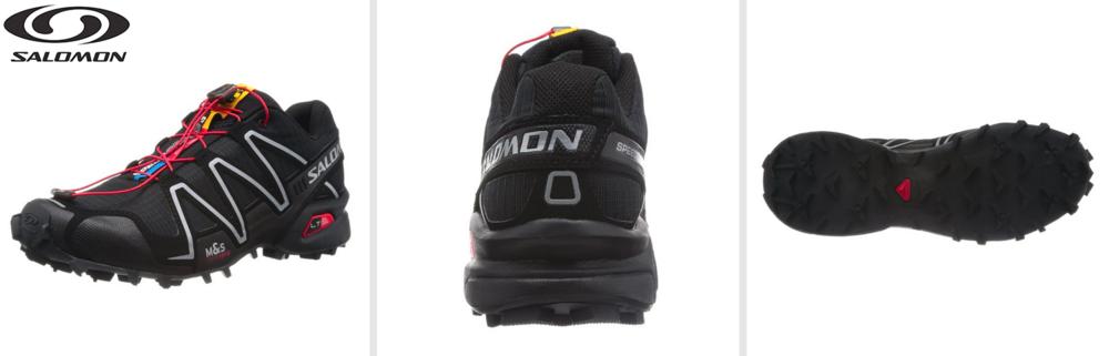 Trail 3 Shoe Men's Salomon Running Speedcross qFnt07E