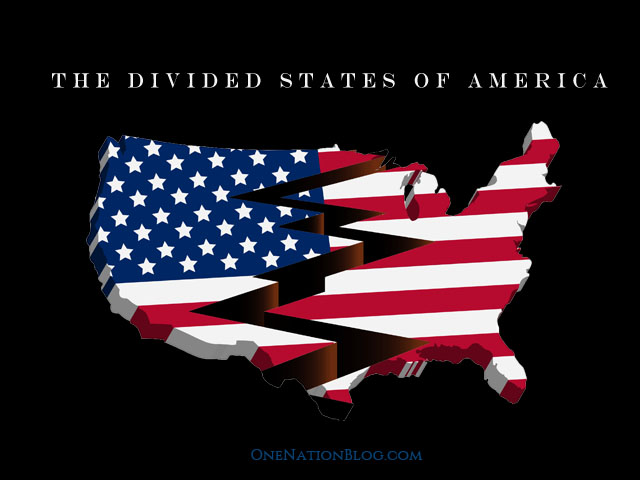 The Divided States of America-ONB