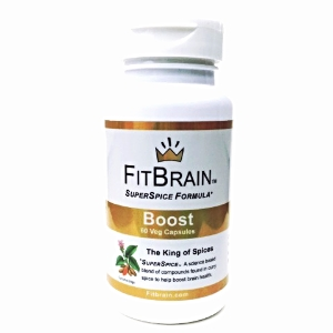 FitBrain Boost - improves your memory and boosts your brain health. Thousands of people are already using this Turmeric SuperSpice Formula for age-related mild-memory issues.