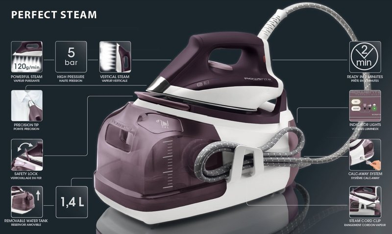 steamer reviews for this iron to back up the claim hundreds of people have tried this steamer and come away satisfied with the results it offers