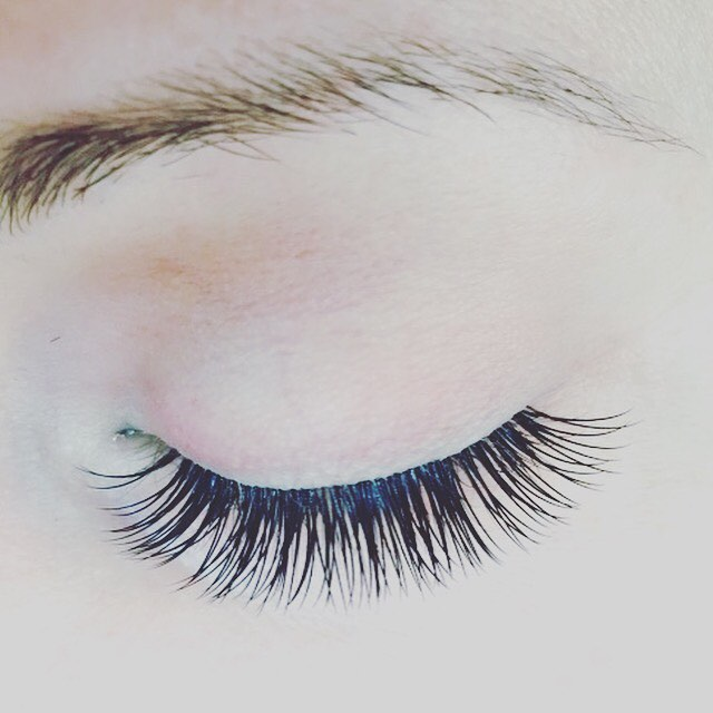 Sun Spa offers eyelash extension services! Please call for appt 646-875-7735