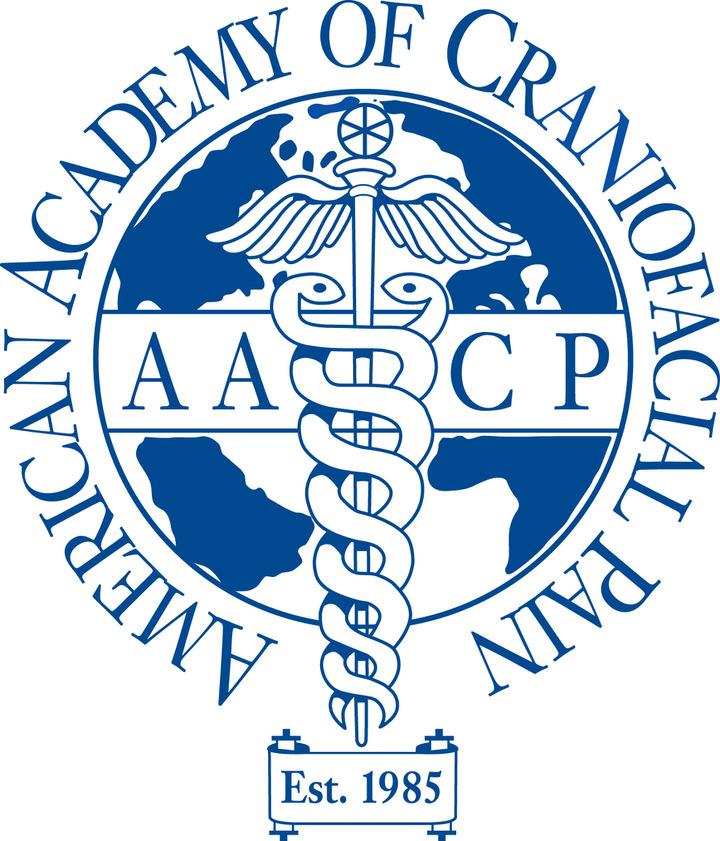 American Academy of Craniofacial Pain - Australian member