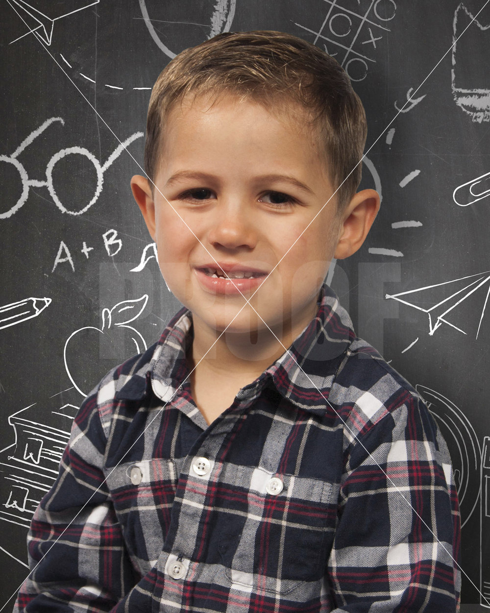Background Option #2 - Chalk Board