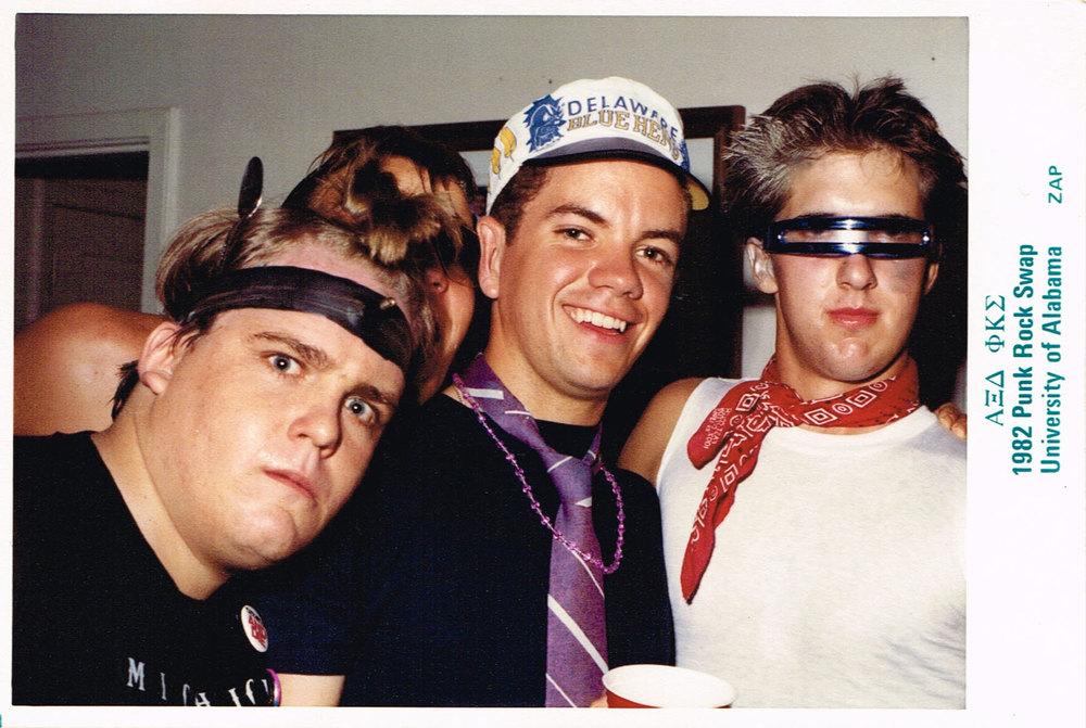 1982 Punk Rock Swap