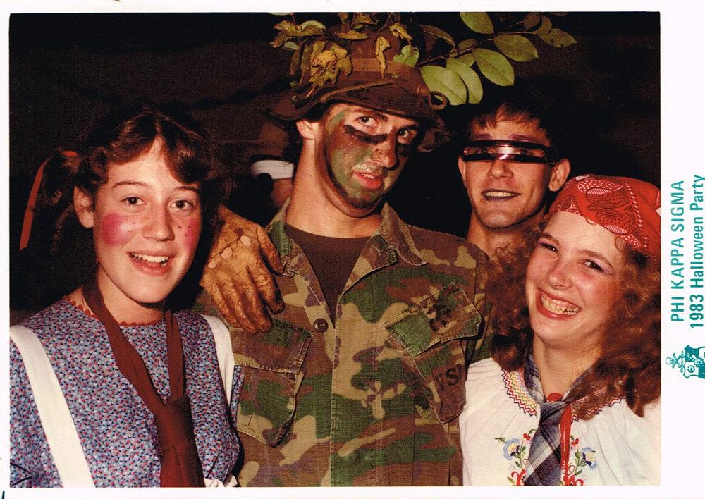 1983 Halloween Party