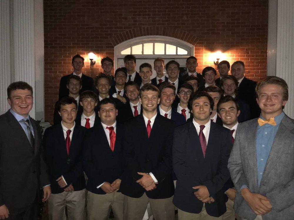 The Fall 2017 Pledge Class