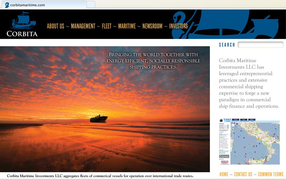 Behringer Corbita Website