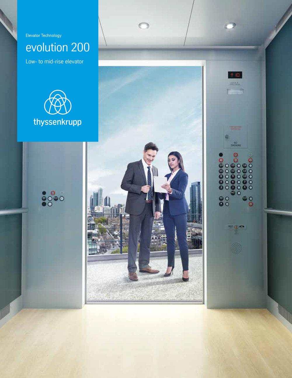 evolution 200 brochure