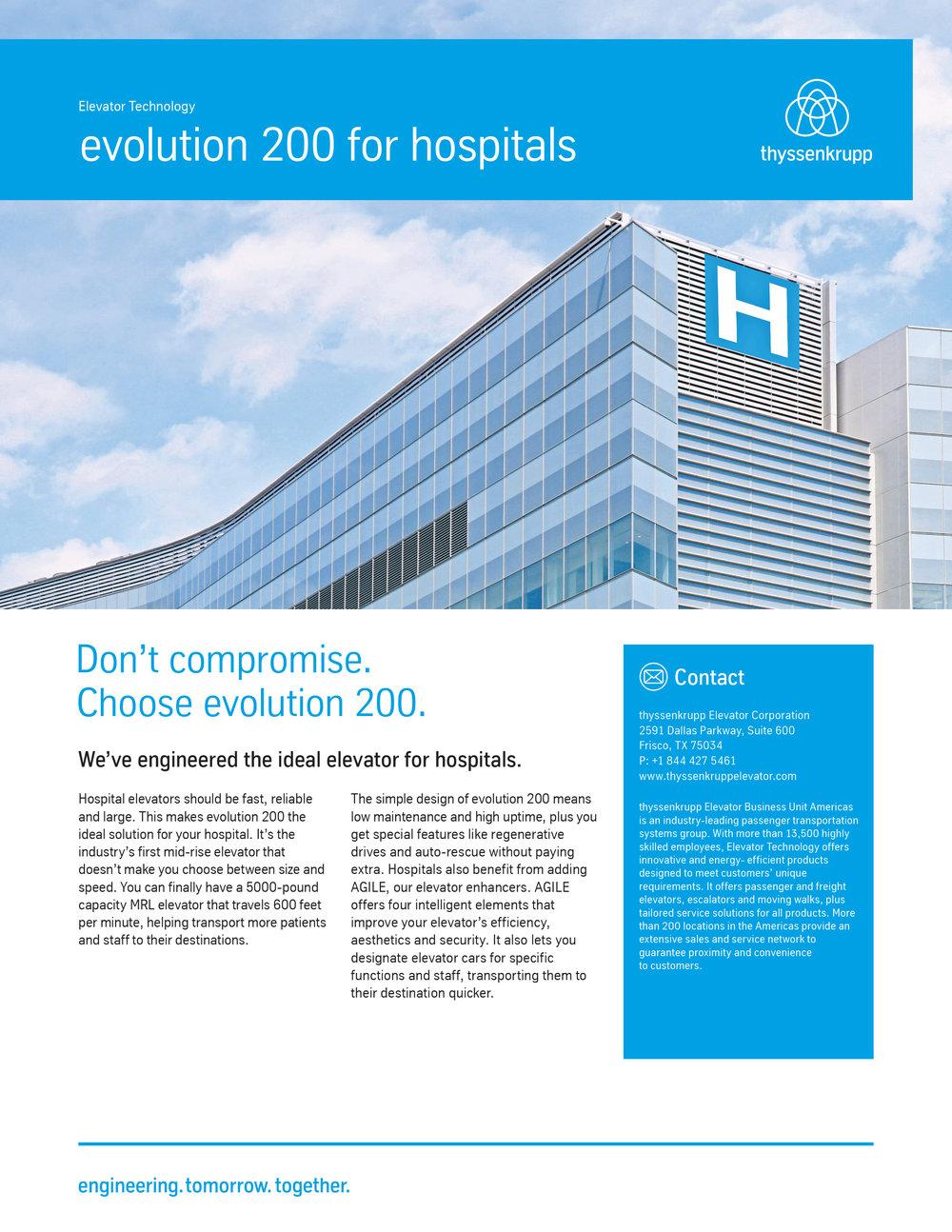 evolution hospital