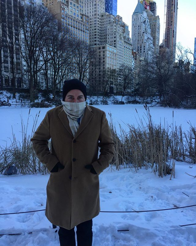 It's brutal. Never been this cold. #nyc