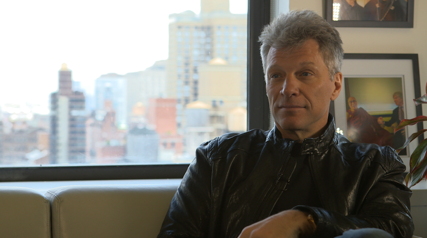 Jon Bon Jovi - Musician/Philanthropist