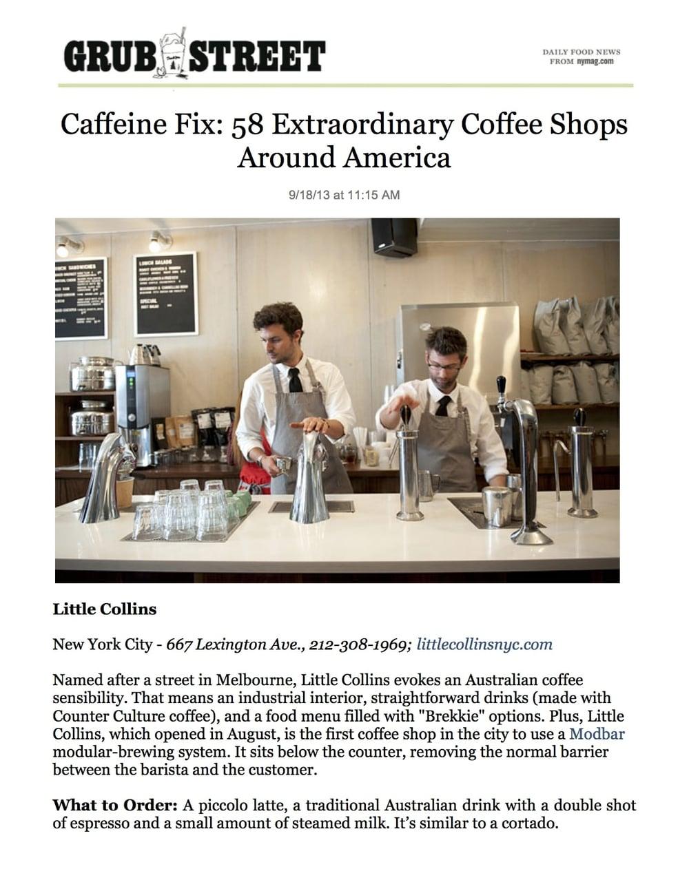 Kaffee und Bagel App