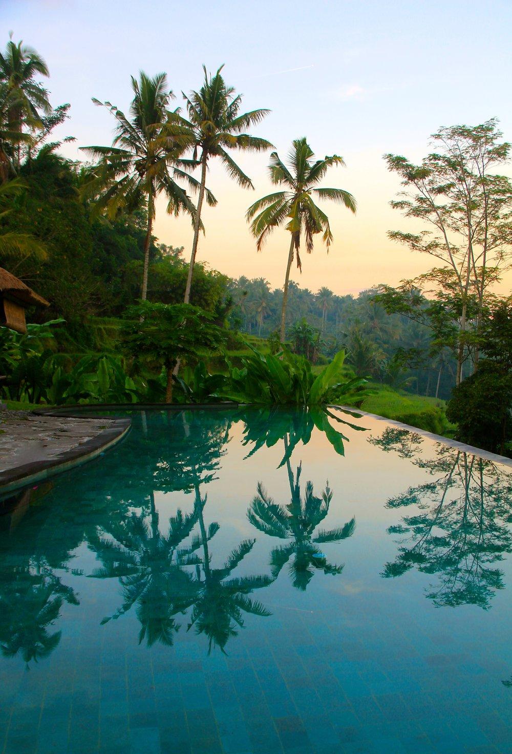 Villa Kembang Ubud, Bali, Indonesia