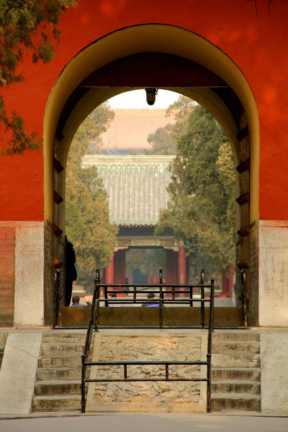 Confucius Temple, Qufu, China