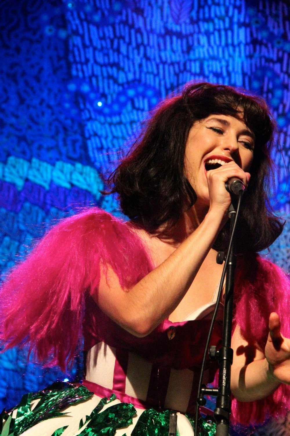 Kimbra, Theatre of Living Arts, Philadelphia, 2012