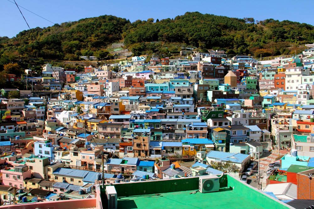 Gamcheon Culture Village, Busan, South Korea