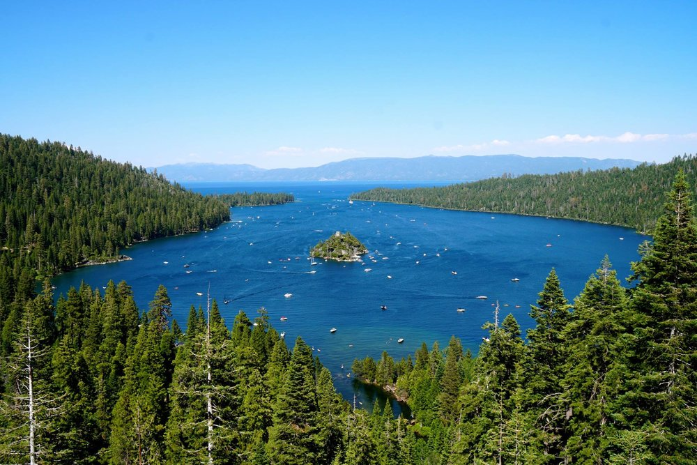 Emerald Bay, South Lake Tahoe, CA