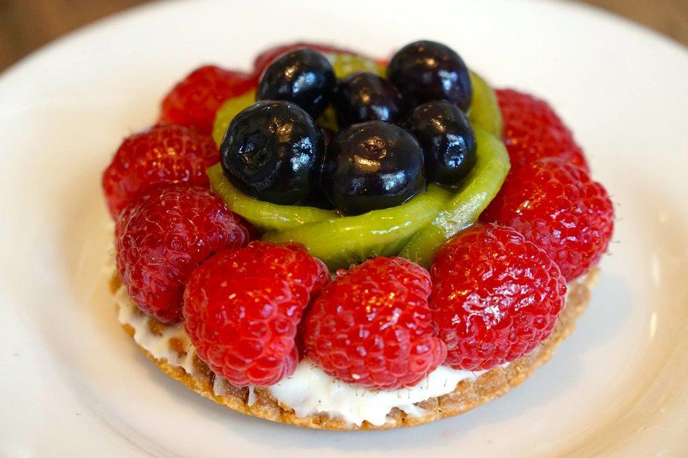 Small Fruit Tart, La Farine Bakery, Oakland, CA