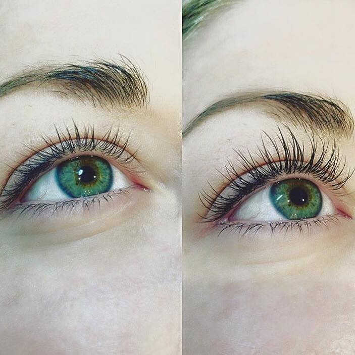 Eyelash Extensions Blume Beauty Bar