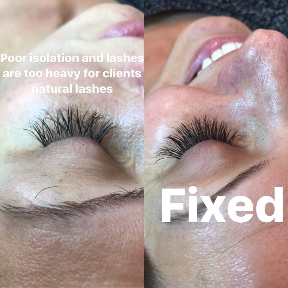 56e821aafe9 Eyelash extensions are available in a huge range of lengths, thicknesses,  curls, colours and can be applied and suit you match what you are after.