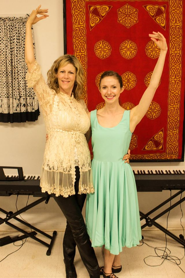 Marielle and Natalie MacMaster