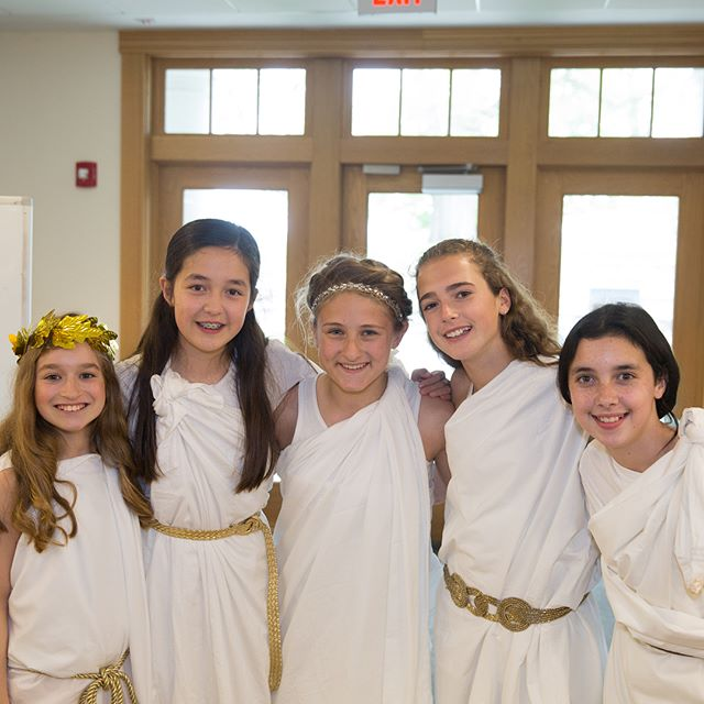 Carpe Cibum! A fun conclusion to the sixth grade study of Ancient Greece