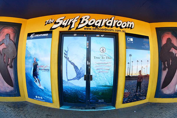Scarborough Beach Association The Surf Boardroom
