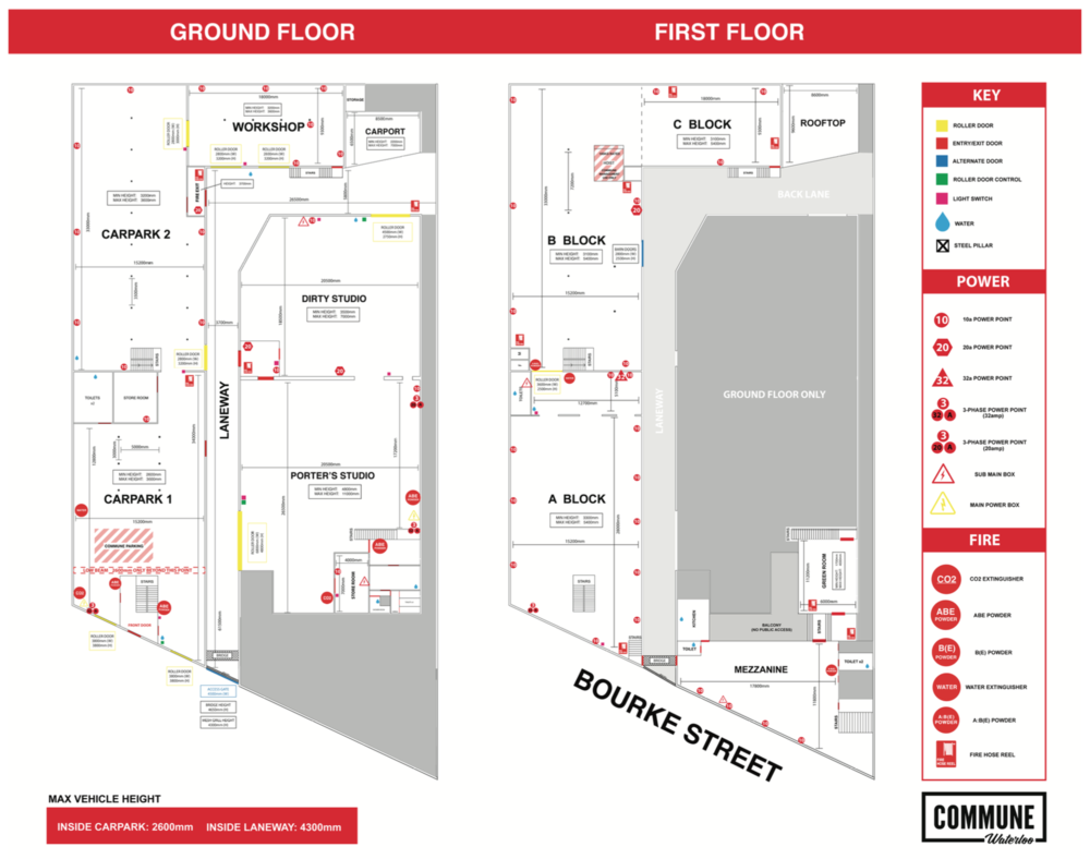 CARPARK 2 FLOORPLAN